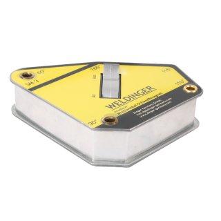 Magnete Winkelmagnet Schwei/ßmagnet Magnetwinkel Schwei/ßwinkel Magnet Zum Fixieren 60/°90/°110/°115/°165/° Haltekraft Schwei/ß-Zubeh/ör
