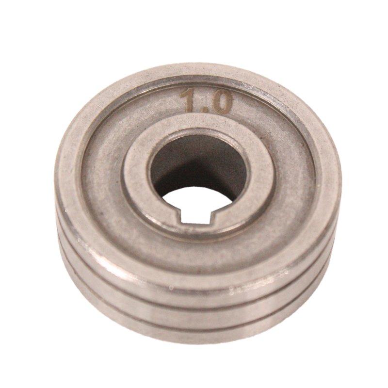 WELDINGER Drahtführungsrolle für Stahldraht 1mm// 0,8mm für ME200 201 TYPW